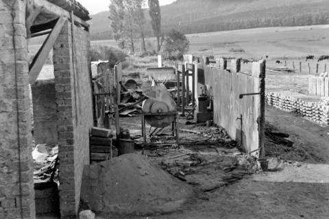 ARH NL Dierssen 0170/0001, Brandstelle Hacker, 1949