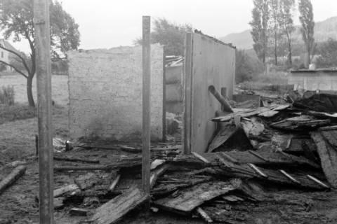 ARH NL Dierssen 0170/0003, Brandstelle Hacker, 1949