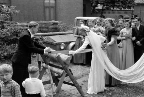 ARH NL Dierssen 0170/0009, Hochzeit Diedrichs, 1949