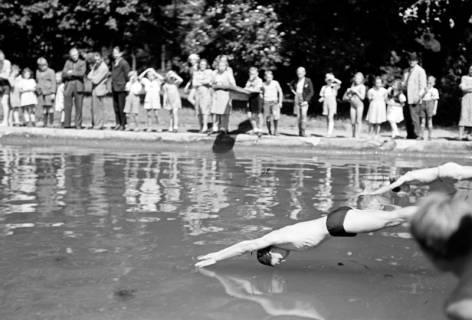 ARH NL Dierssen 0174/0020, Schwimmfest, 1949