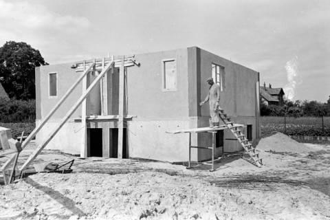 ARH NL Dierssen 0176/0001, Neubau eines Hauses, 1949