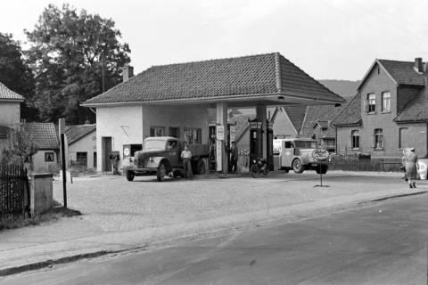 ARH NL Dierssen 0177/0017, Tankstelle Blume, 1949