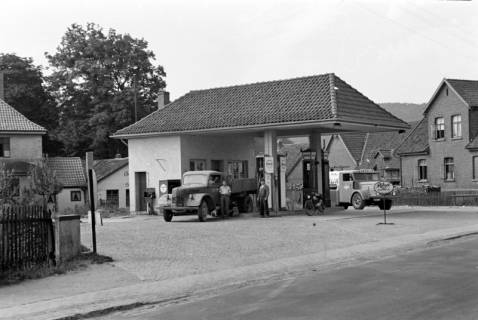 ARH NL Dierssen 0177/0018, Tankstelle Blume, 1949
