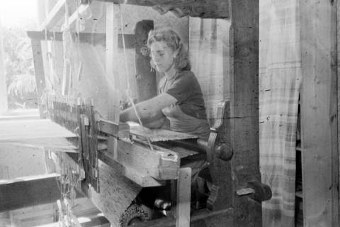 ARH NL Dierssen 0179/0015, Handweberei Basse, 1949