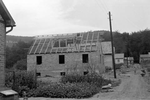 ARH NL Dierssen 0182/0006, Häuser beim Lutherheim, 1949