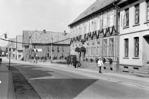 ARH NL Dierssen 0182/0013, Rathaus in der Langen Straße, 1949