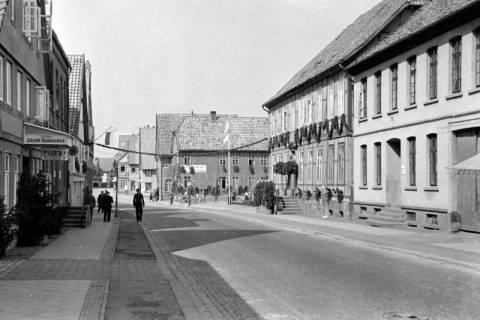 ARH NL Dierssen 0182/0014, Rathaus in der Langen Straße, 1949