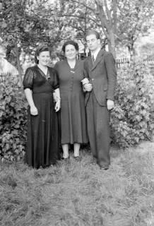 ARH NL Dierssen 0183/0001, Hochzeit Dettmer, 1949