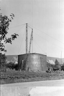 ARH NL Dierssen 0183/0011, Neuer Gasometer, 1949