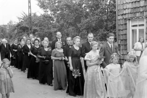 ARH NL Dierssen 0183/0023, Hochzeit Köster, 1949