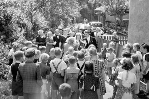 ARH NL Dierssen 0184/0002, Hochzeit Köster, 1949
