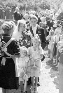 ARH NL Dierssen 0184/0003, Hochzeit Köster, 1949