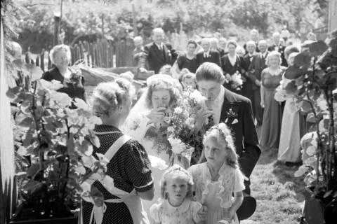ARH NL Dierssen 0184/0004, Hochzeit Köster, 1949