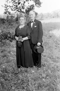 ARH NL Dierssen 0184/0006, Hochzeit Köster, 1949