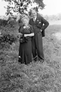 ARH NL Dierssen 0184/0007, Hochzeit Köster, 1949