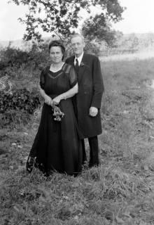 ARH NL Dierssen 0184/0008, Hochzeit Köster, 1949