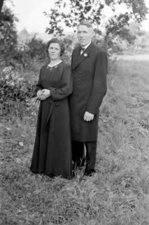 ARH NL Dierssen 0184/0012, Hochzeit Köster, 1949