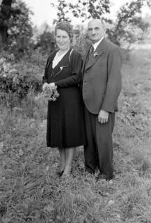 ARH NL Dierssen 0184/0013, Hochzeit Köster, 1949