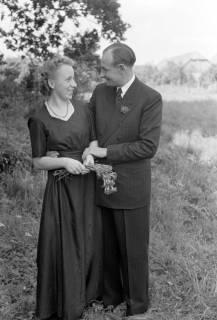 ARH NL Dierssen 0184/0014, Hochzeit Köster, 1949