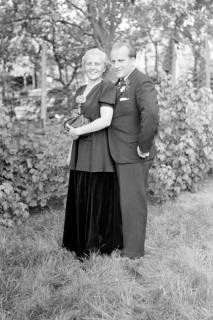 ARH NL Dierssen 0184/0019, Hochzeit Dettmer, 1949