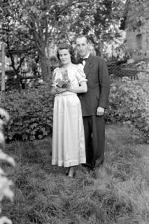 ARH NL Dierssen 0184/0020, Hochzeit Dettmer, 1949