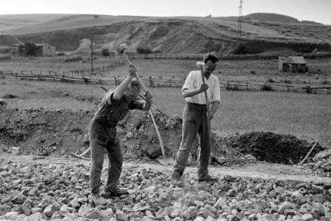 ARH NL Dierssen 0185/0010, Straßenbau, 1949