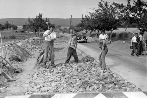 ARH NL Dierssen 0185/0011, Straßenbau, 1949