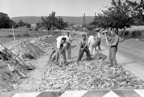ARH NL Dierssen 0185/0012, Straßenbau, 1949