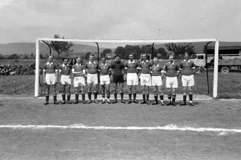 ARH NL Dierssen 0187/0005, Fußball - gegen Wülfingen, 1949