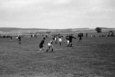 ARH NL Dierssen 0187/0018, Fußball - gegen Wülfingen, 1949