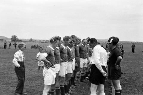 ARH NL Dierssen 0187/0021, Fußball - gegen Wülfingen, 1949