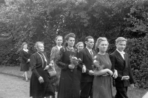 ARH NL Dierssen 0188/0004, Hochzeit Elsner, 1949