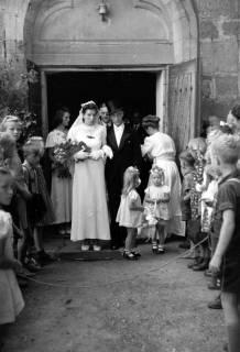 ARH NL Dierssen 0188/0008, Hochzeit Langendorf, 1949
