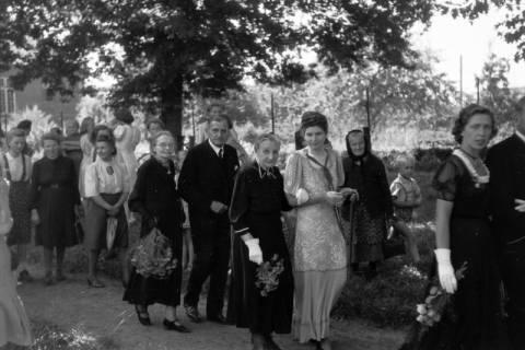 ARH NL Dierssen 0188/0012, Hochzeit Langendorf, 1949