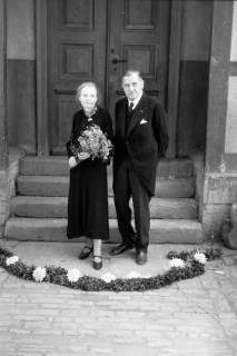 ARH NL Dierssen 0188/0015, Hochzeit Langendorf, 1949