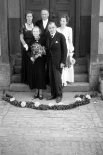ARH NL Dierssen 0188/0016, Hochzeit Langendorf, 1949