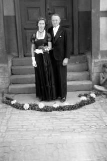 ARH NL Dierssen 0188/0017, Hochzeit Langendorf, 1949