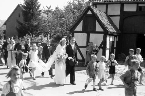 ARH NL Dierssen 0188/0023, Hochzeit Pahn, 1949