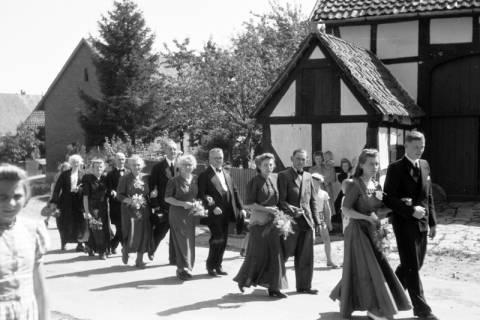 ARH NL Dierssen 0188/0025, Hochzeit Pahn, 1949