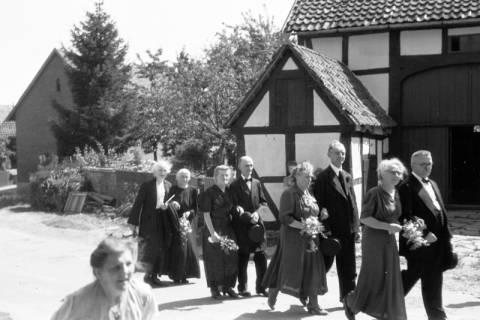 ARH NL Dierssen 0188/0026, Hochzeit Pahn, 1949