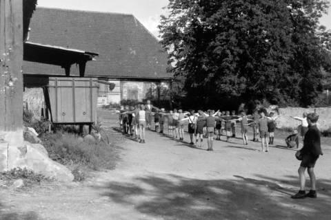 ARH NL Dierssen 0190/0006, Schauturnen, 1949