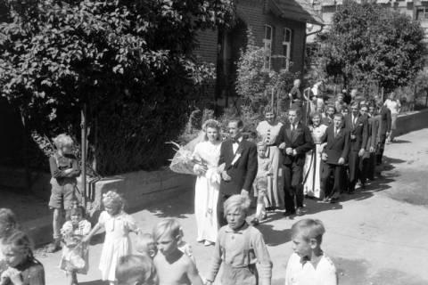 ARH NL Dierssen 0190/0016, Hochzeit Gronoss, 1949