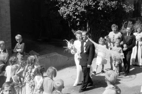ARH NL Dierssen 0190/0017, Hochzeit Gronoss, 1949
