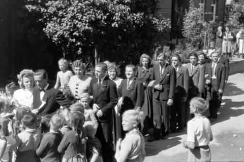 ARH NL Dierssen 0190/0018, Hochzeit Gronoss, 1949