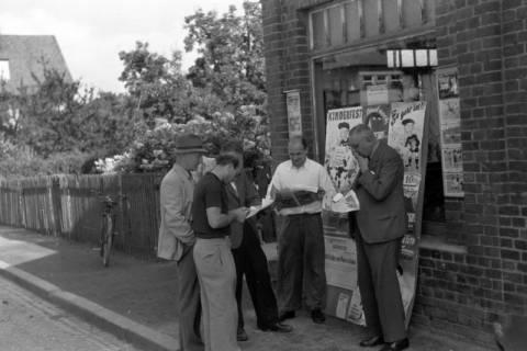 ARH NL Dierssen 0191/0007, Annahmestelle Fußballtoto, 1949