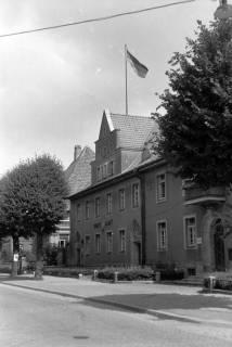 ARH NL Dierssen 0191/0009, Postamt, 1949