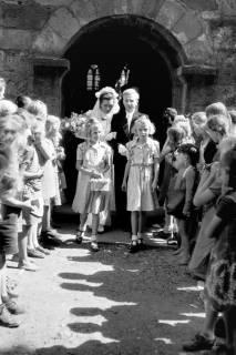 ARH NL Dierssen 0192/0002, Hochzeit Blume-Hartwich, 1949