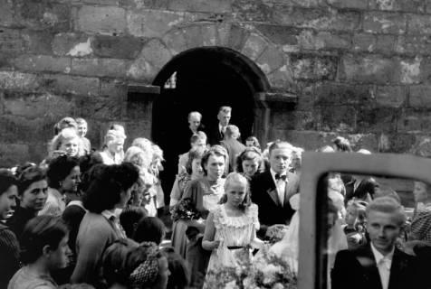 ARH NL Dierssen 0192/0003, Hochzeit Blume-Hartwich, 1949
