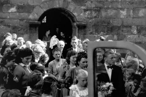 ARH NL Dierssen 0192/0004, Hochzeit Blume-Hartwich, 1949
