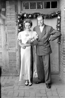 ARH NL Dierssen 0194/0003, Hochzeit Hase, 1949